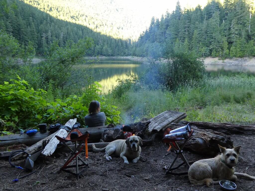 Backpacking in comfort in the outdoors! Moore Chiropractic, PLLC