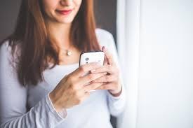 Texting Thumb - Moore Chiropractic, PLLC OLympia, Washington