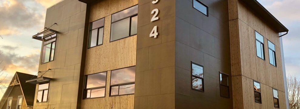 Moore Chiropractic new office Olympia washington