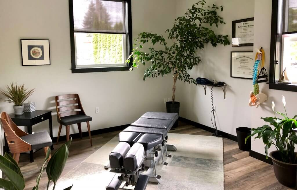 Dr. Scott's Chiropractic Treatment Office at Moore Chiropractic, PLLC - Maintenance Chiropractic
