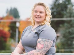 Licensed Massage Therapist, Christina King, LMT - Moore Chiropractic, PLLC