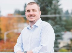 Jack Brooks, Certified Clinical Chiropractic Assistant of Moore Chiropractic in Olympia, WA