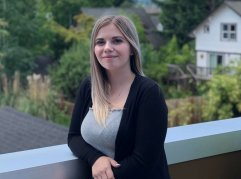 Samantha Wing - Front Desk Associate at Moore Chiropractic in Olympia WA